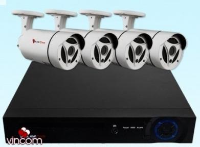 Комплект видеонаблюдения IP PoliceCam NVR-KIT1080PLC-220