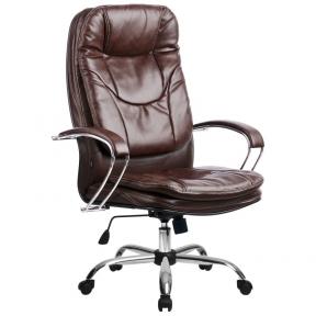 Кресло офисное Metta LK-11 CH коричневый
