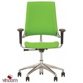 Кресло Новый Стиль HIP HOP R Black (Ткань Contract)
