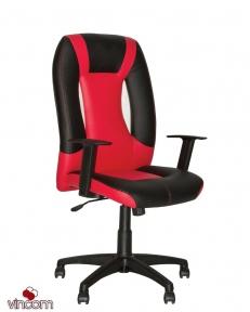 Кресло Новый Стиль SPORT хром (Экокожа)