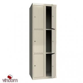 Шкаф гардеробный Арго-металл МСК 2963-600