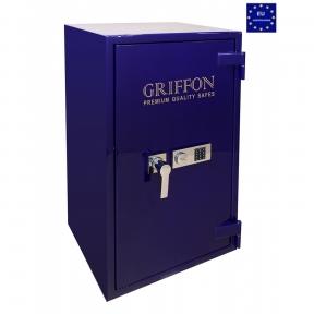 Сейф огне-взломостойкий GRIFFON CLE III.110.E COMBI GLOSS BLUE