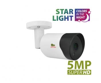Видеокамера Partizan COD-631H SuperHD Starlight 5.0MP AHD