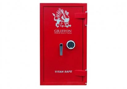 Сейф огне-взломостойкий Griffon CL III.90.E RED