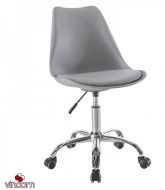 Кресло SDM Астер с подушкой серый