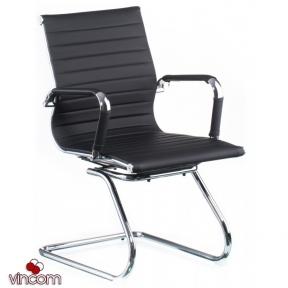 Кресло Special4You Solano office artleather black (E5890)