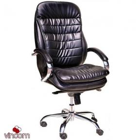 Кресло Примтекс Плюс Valencia Chrome D-5 Black