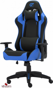 Кресло геймерское GT Racer X-3501 Black/Blue