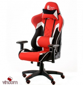 Кресло Special4You ExtremeRace 3 black/red