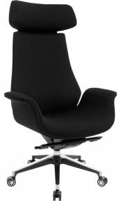 Кресло офисное GT RACER X-L18 FABRIC BLACK