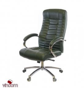 Кресло Аклас Атлант CH ANF темно-зеленый