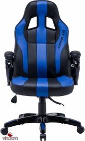 Кресло геймерское GT Racer X-2774 Black/Blue