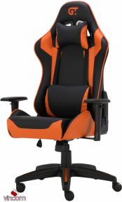 Кресло геймерское GT Racer X-3501 Black/Orange