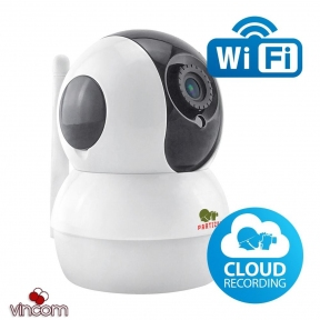 Видеокамера Partizan Cloud Robot IPH-1SP-IR 1.0