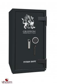 Сейф огне-взломостойкий Griffon CL III.90.K.Е