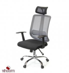 Кресло Аклас Сити CH SR серый