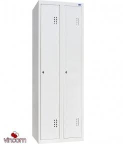 Шкаф одежный металлический ШО-400/2 уп.