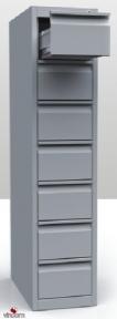 Шкаф картотечный Арго-металл КО-71.1Т