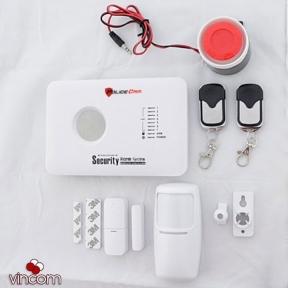 policecam Комплект беспроводной GSM сигнализации PoliceCam GSM 10C PRO 22976