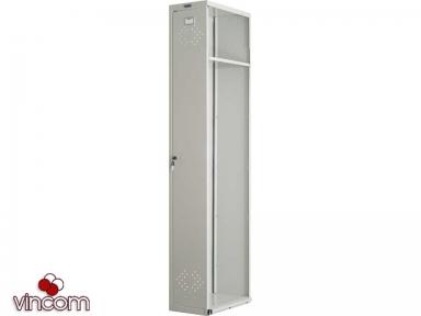 Шкаф для раздевалок ПРАКТИК LS-001 приставная секция