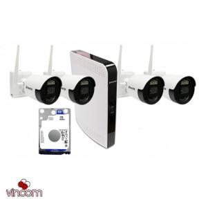 Беспроводной комплект IP-видео BALTER 2MP WiFi KIT 1ТВ