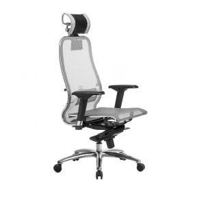 Кресло офисное Metta Samurai S-3.04 gray