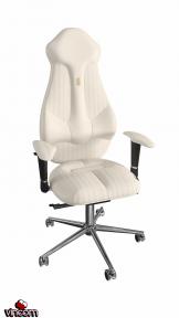 Кресло Kulik System Imperial белый (ID 0701)