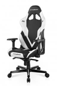 Кресло геймерское Dxracer G Series D8200 GC-G001-N-B2-NVF Black/White