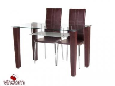 Стол обеденный Vetro Т-285