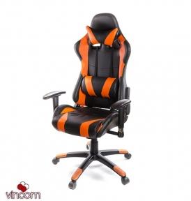 Кресло Аклас Хорнет PL RL оранжевый