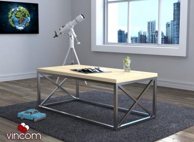 loft design Стол журнальный Loft Desing L-5 L5 - рустер st-24790