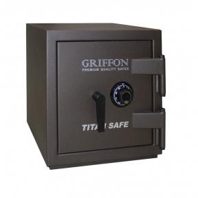 Сейф огневзломостойкий Griffon CL II.50.C BROWN