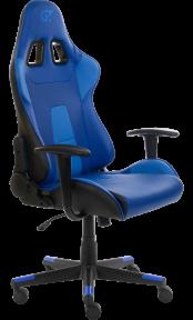 Кресло геймерское GT Racer X-2317 Black/Dark Blue