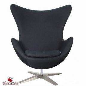 Кресло SDM Эгг черный