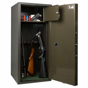 Сейф зламостійкий збройовий Safetronics NTR 100MEs / K5