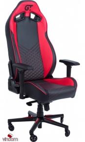 КРЕСЛО ГЕЙМЕРСКОЕ GT RACER X-8010 BLACK/RED
