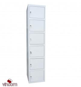 Шкаф ячеечный Ferocon НЯ-16-01-03х18х05-7035