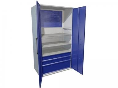 Шкаф инструментальный ПРАКТИК HARD 2000-033012