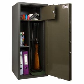 Сейф зламостійкий збройовий Safetronics NTR 100MEs/K3