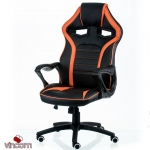 Кресло Special4You Game black/orange