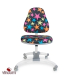 Кресло Goodwine HAPPY CHAIR (К639) Black kaleidoscope