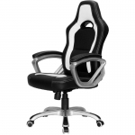 Кресло Barsky Sportdrive Game Black/White SD-16