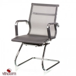 Кресло Special4You Solano office mesh grey