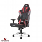 Кресло Akracing MAX Black Red