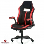 Кресло Special4You Prime black/red