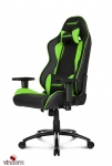 Кресло Akracing K702A black&green