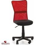 Кресло Office4You Belice Black/Red