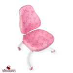 Кресло Goodwine HAPPY CHAIR (К639) Pink heart