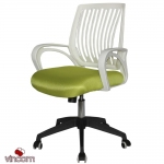 Кресло Barsky OfficePlus White OFW02 green