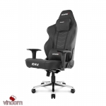 Кресло Akracing MAX Black Black